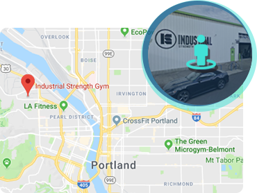 Advance Sports & Spine Portland physical therapy clinic is located at 2034 NW 26TH AVE. (LOCATED INSIDE INDUSTRIAL STRENGTH GYM) PORTLAND, OR 97210